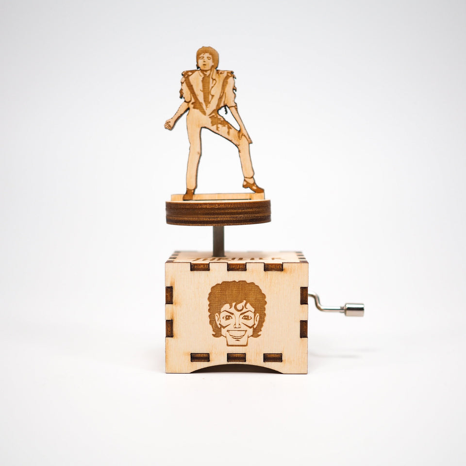 Michael Jackson Music Box - Thriller