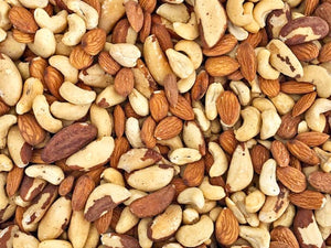 Organic Raw ABC Nut Mix