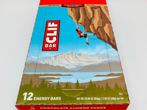 Clif Bars (68g) (Dairy Free, Vegan Friendly)