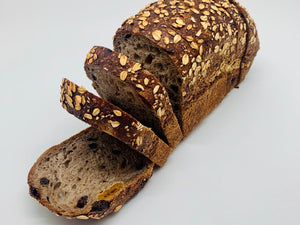 Organic Fruit Sourdough Thick Sliced Loaf (1kg)