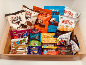 Gluten Free Kick-Ass Indulgent Snack Box