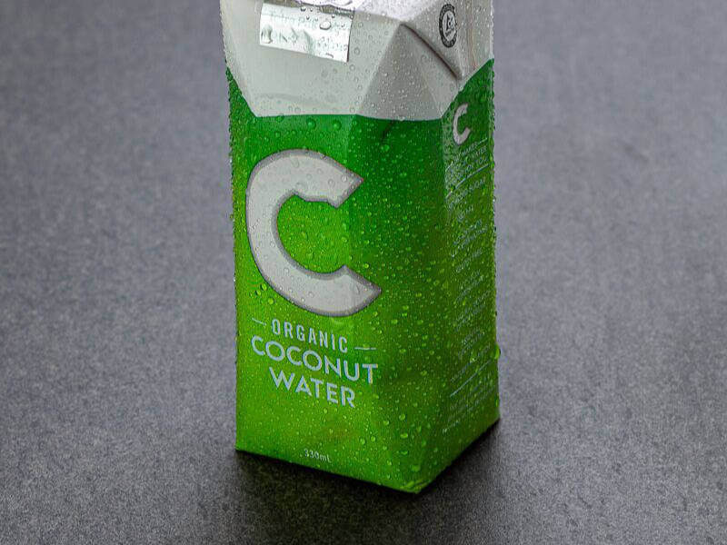 Organic Coconut Water (330ml or 1L)