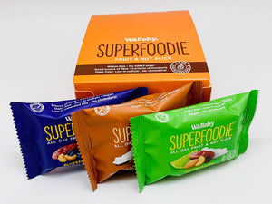 Superfoodie Raw Bars (Gluten Free)