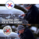 MAGICAL CAR ICE SCRAPER