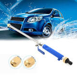 2-IN-1 HIGH PRESSURE POWER WASHER HIGH PSI CLEANER