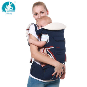 luxury 9 in 1 Baby Carrier Ergonomic Carrier Backpack