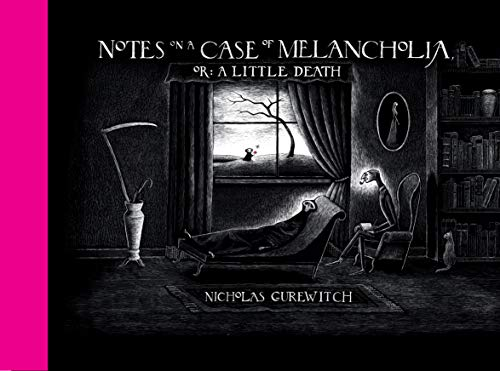 NOTES CASE OF MELANCHOLIA OR A LITTLE DEATH HC (C: 0-1-2)