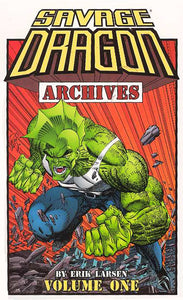 SAVAGE DRAGON ARCHIVES TP VOL 01
