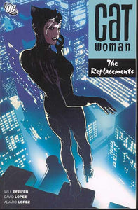 CATWOMAN THE REPLACEMENTS TP