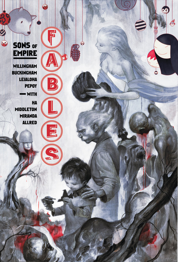 FABLES TP VOL 09 SONS OF EMPIRE (MR)