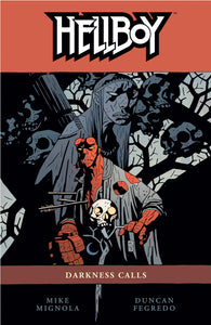 HELLBOY TP VOL 08 DARKNESS CALLS (C: 0-1-2)
