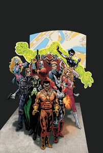 SUICIDE SQUAD FROM THE ASHES TP