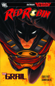RED ROBIN THE GRAIL TP