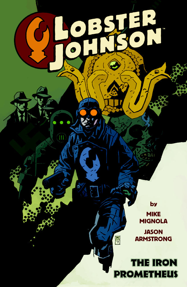 LOBSTER JOHNSON TP VOL 01 IRON PROMETHEUS