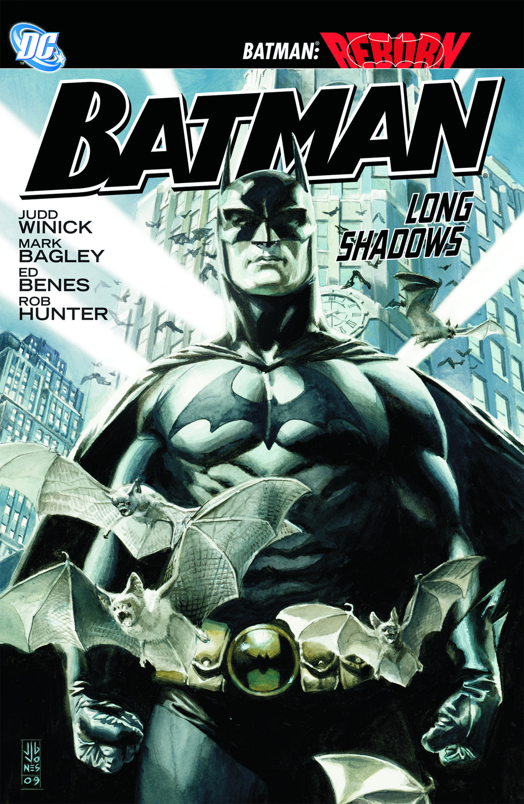 BATMAN LONG SHADOWS TP