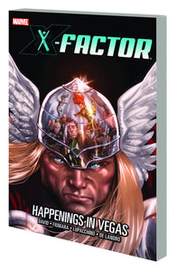 X-FACTOR TP VOL 11 HAPPENINGS IN VEGAS