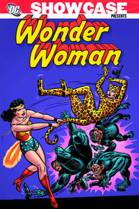 SHOWCASE PRESENTS WONDER WOMAN TP VOL 04