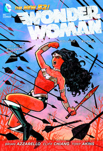 WONDER WOMAN HC VOL 01 BLOOD (N52)