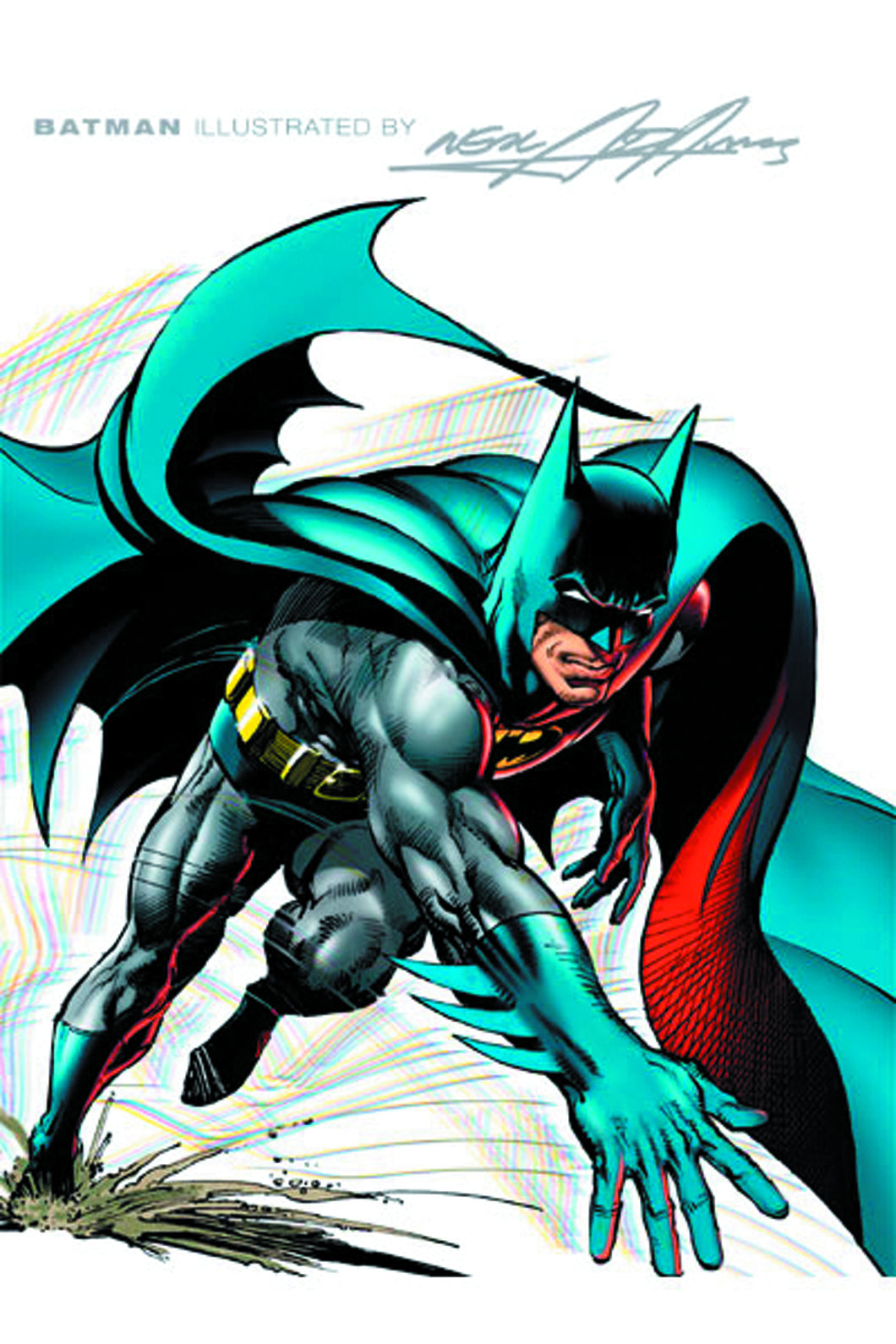 BATMAN ILLUSTRATED BY NEAL ADAMS TP VOL 01