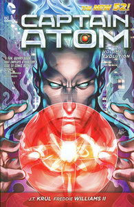 CAPTAIN ATOM TP VOL 01 EVOLUTION (N52)