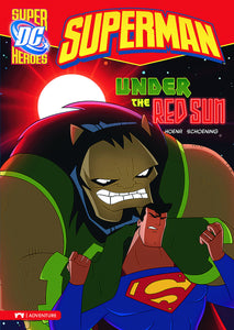 DC SUPER HEROES SUPERMAN YR TP UNDER THE RED SUN (C: 0-1-1)
