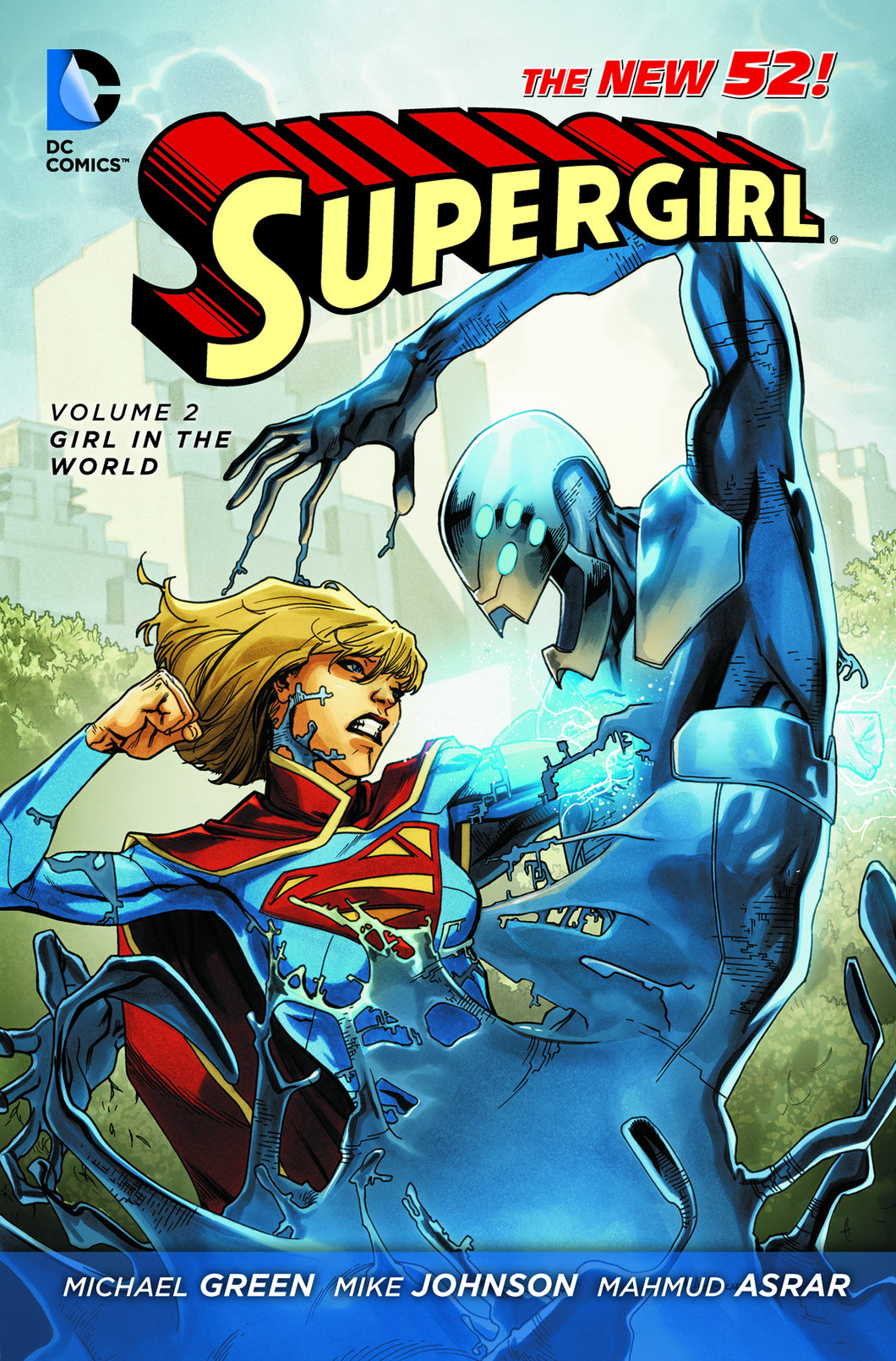 SUPERGIRL TP VOL 02 GIRL IN THE WORLD (N52)