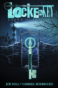 LOCKE & KEY SPEC ED HC VOL 03 CROWN OF SHADOWS