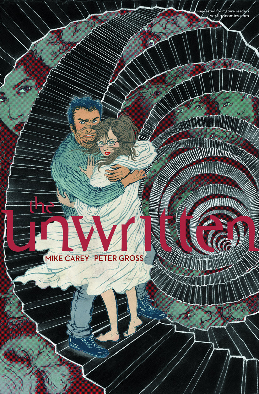 UNWRITTEN TP VOL 08 ORPHEUS IN THE UNDERWORLDS (MR)