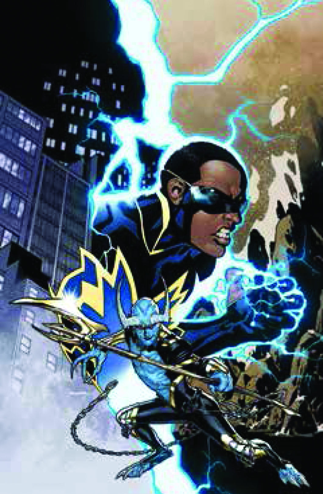 DC UNIVERSE PRESENTS TP VOL 03 BLACK LIGHTNING BLUE DEVIL