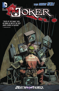 JOKER DEATH OF THE FAMILY TP (N52)
