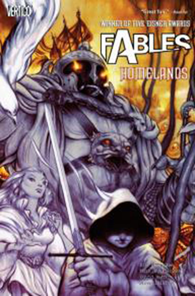 FABLES TP VOL 06 HOMELANDS (MR)