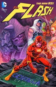 FLASH TP VOL 03 GORILLA WARFARE (N52)