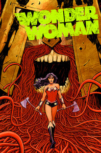 WONDER WOMAN TP VOL 04 WAR (N52)