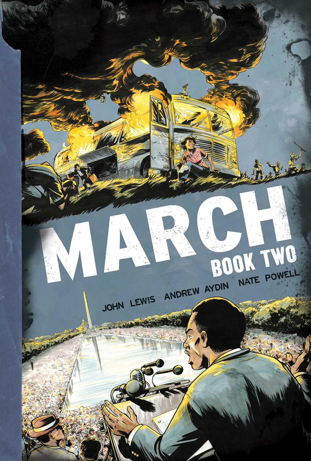 MARCH GN BOOK 02 (C: 0-0-2)