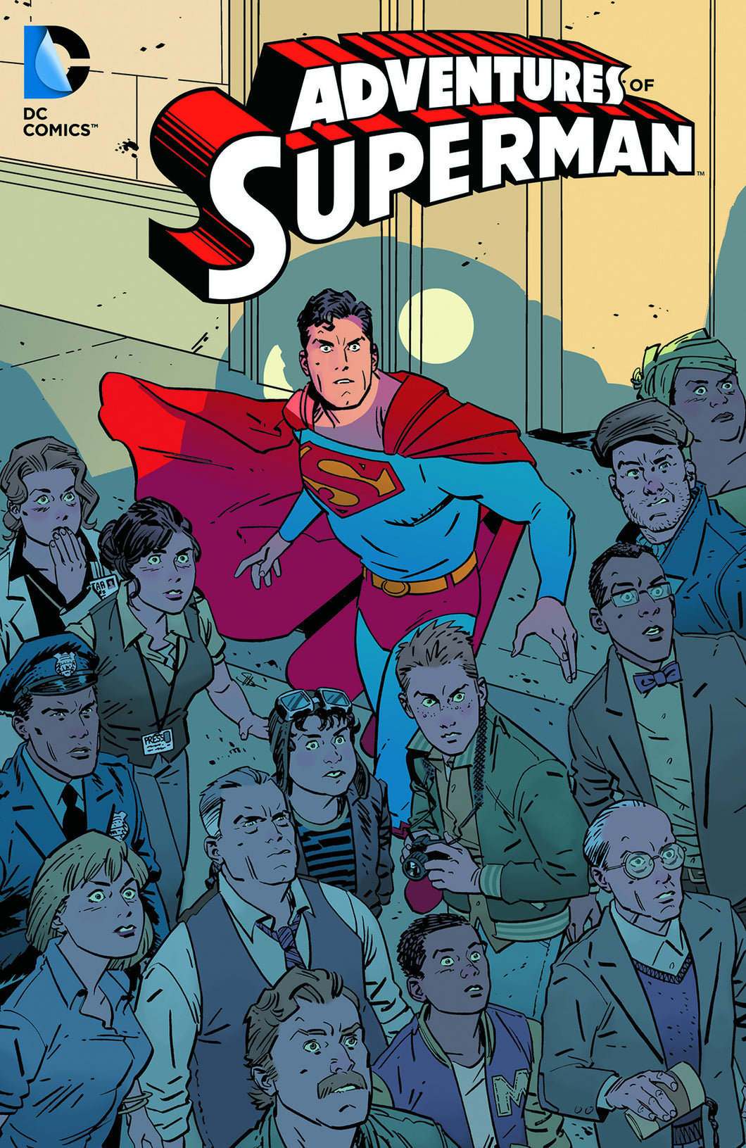 ADVENTURES OF SUPERMAN TP VOL 03