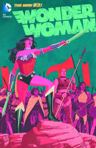 WONDER WOMAN HC VOL 06 BONES (N52)