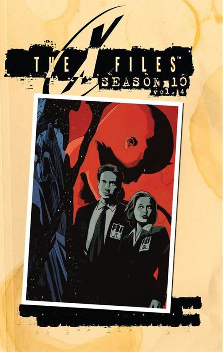 X-FILES SEASON 10 HC VOL 04