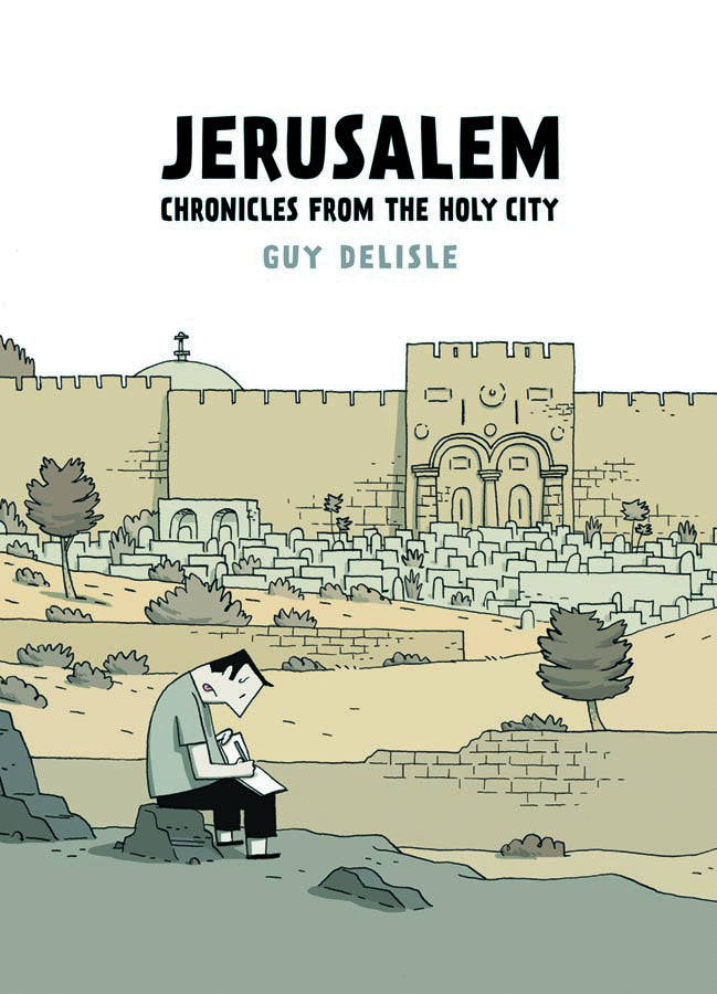 JERUSALEM CHRONICLES FROM THE HOLY CITY TP (MR) (C: 0-0-1)