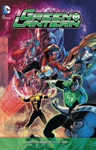 GREEN LANTERN HC VOL 06 THE LIFE EQUATION (N52)