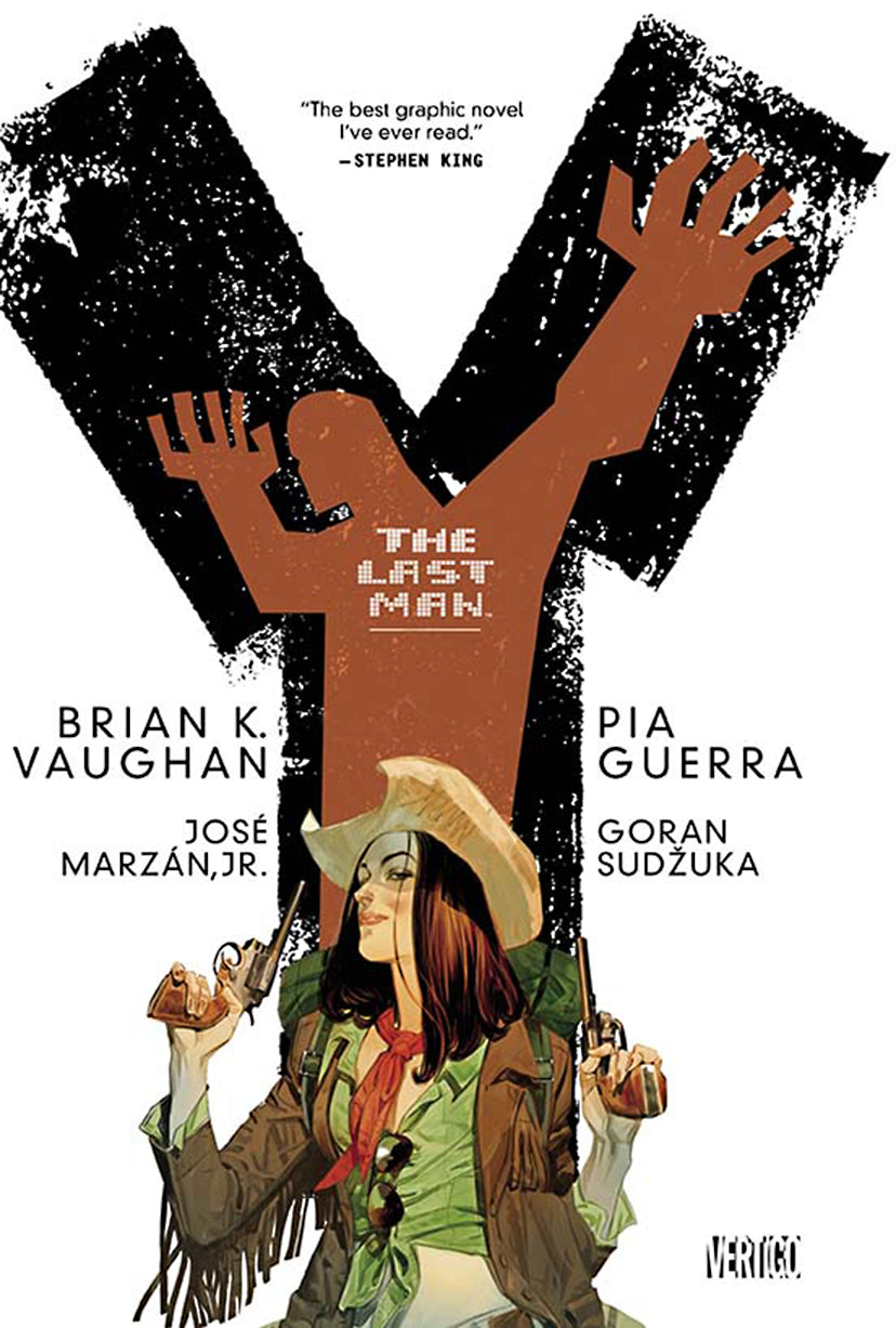 Y THE LAST MAN TP BOOK 03 (MR)