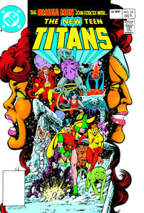 NEW TEEN TITANS TP VOL 04
