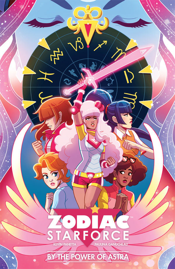 ZODIAC STARFORCE TP VOL 01 POWER OF ASTRA