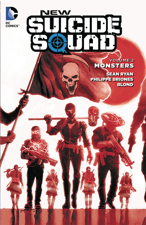 NEW SUICIDE SQUAD TP VOL 02 MONSTERS