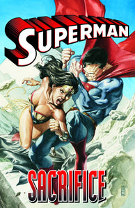 SUPERMAN SACRIFICE TP NEW ED