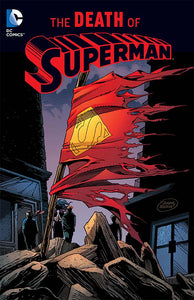 SUPERMAN THE DEATH OF SUPERMAN TP NEW ED