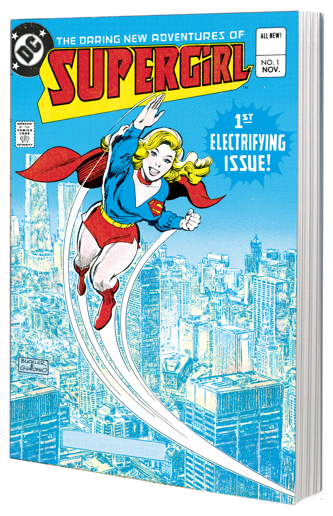 DARING ADVENTURES OF SUPERGIRL TP VOL 01