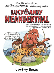 LUCY & ANDY NEANDERTHAL HC GN VOL 01