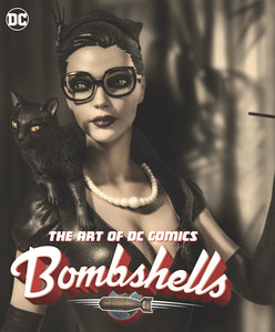 ART OF DC COMICS BOMBSHELLS HC