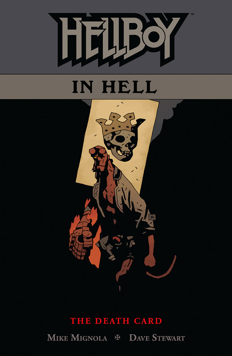 HELLBOY IN HELL TP VOL 02 DEATH CARD
