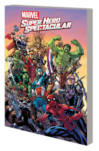 MARVEL SUPER HERO SPECTACULAR TP